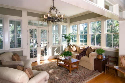 Home additions sunrooms interior design furnishings for Home expansion ideas